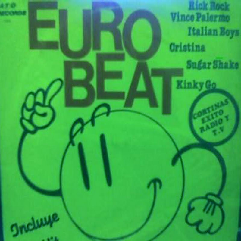 VA - Euro Beat (1988 Version)