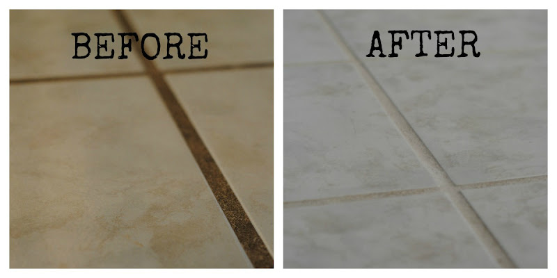 Top Secret Tricks for Cleaning with Vinegar-- green cleaning for grout,  sinks,