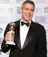George Clooney - Globo de Ouro 2012