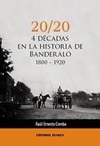 TODAVÍA NO LO TENÉS? DALE QUE SE AGOTA! 20/20: 4 décadas en la historia de Banderaló