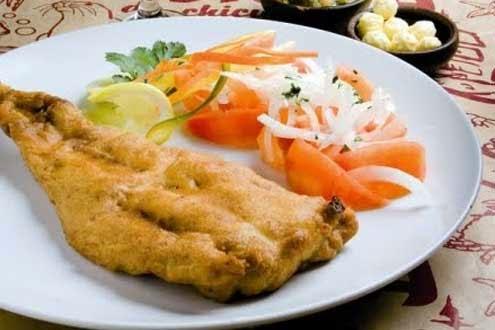 Penco los ricos almuerzos tradicionales de penco for Almuerzo en frances