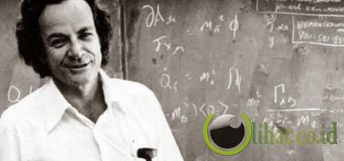 Richard Feynman - LSD, Marijuana dan Ketamine