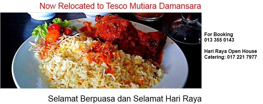 Johore Recipe Beriani - JM Bariani House Seksyen 19 Petaling Jaya