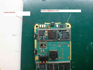 nokia 6120c low signal problem solved
