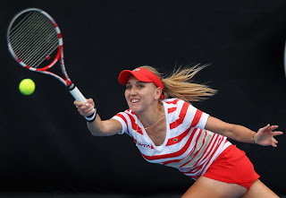 Elena Vesnina best tennis player