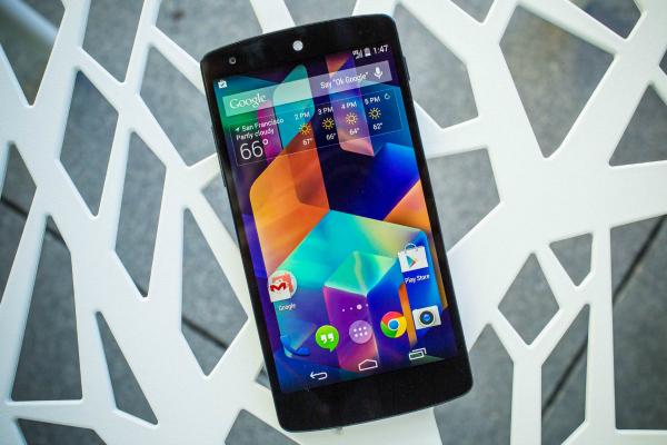 Nexus 5 llega a México en Enero con Telcel