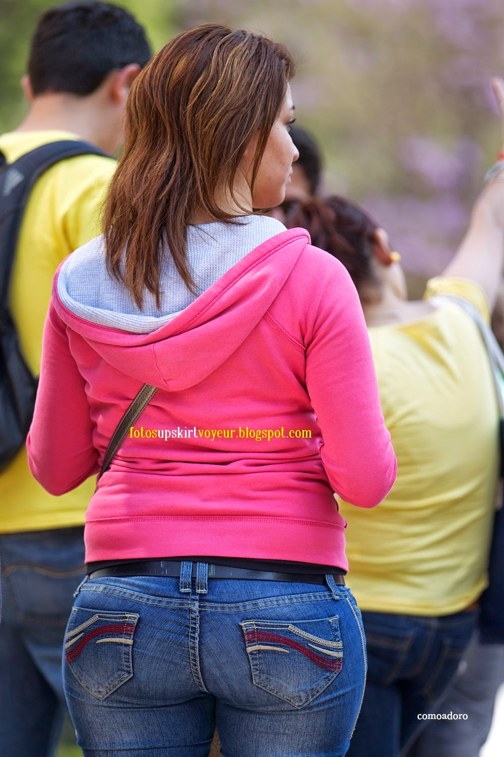 chicas mexicanas caderonas - Sexy girls on the street, girls in jeans ...