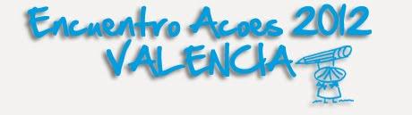 Encuentro Acoes 2012 - Valencia