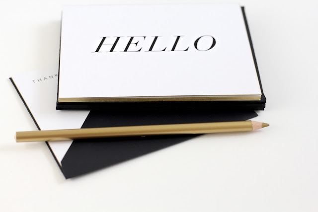 stationery by besotted brand