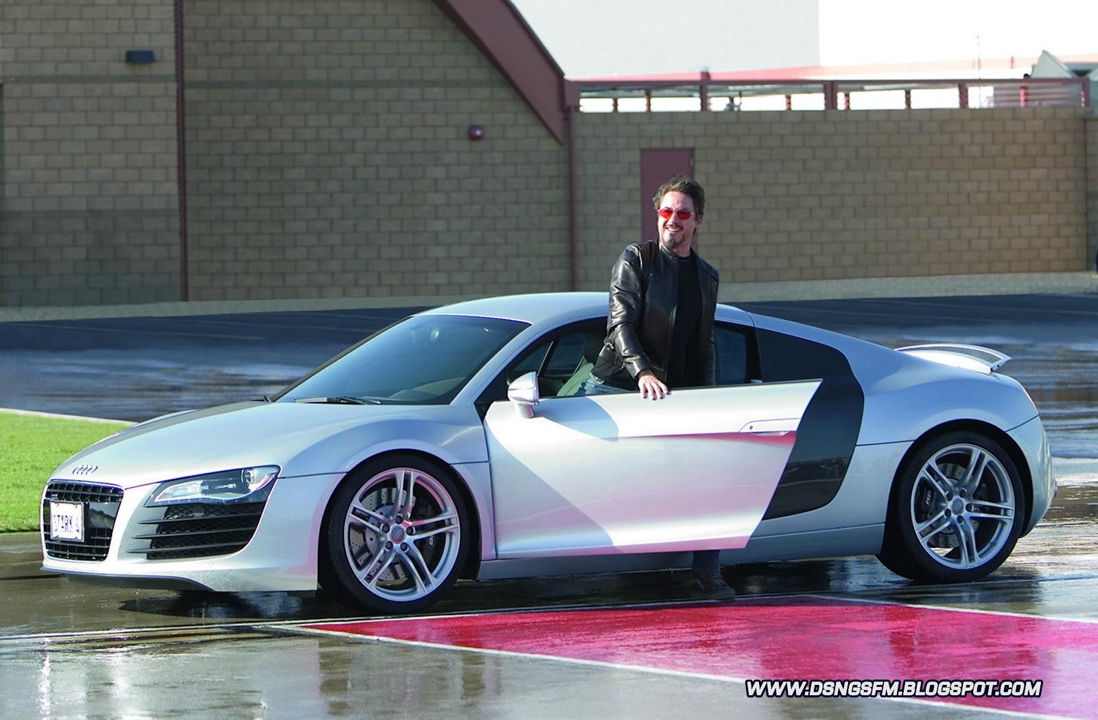 Dsng S Sci Fi Megaverse The Futuristic Audi R10 Super