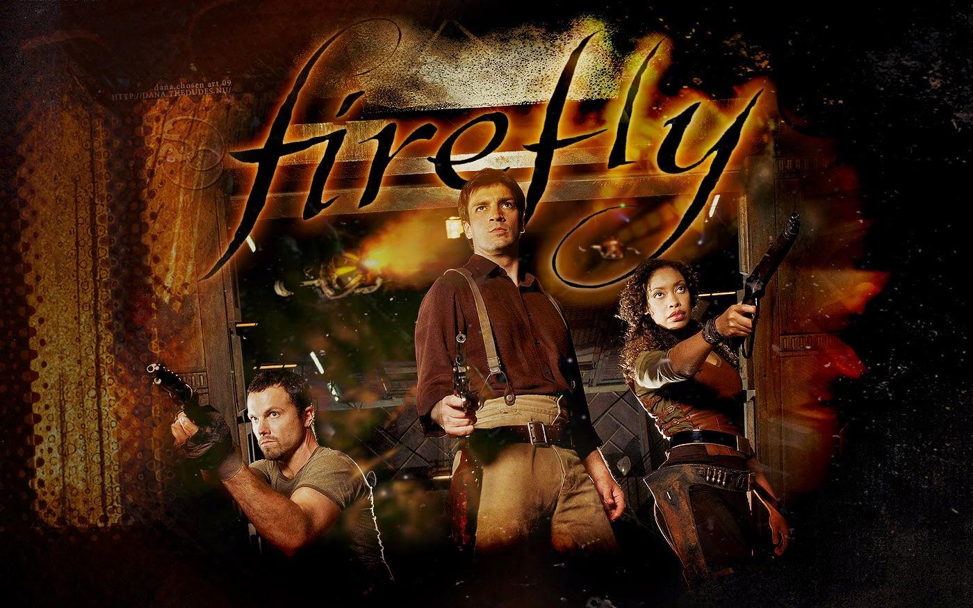 Firefly Series Canceladas Tropa Friki