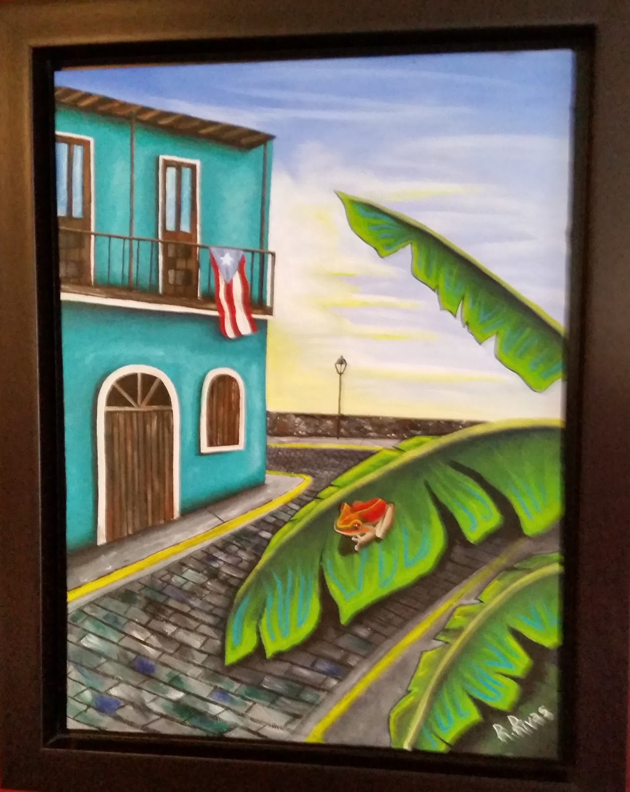 Asociaci n de artistas pl sticos de puerto rico aappr for Actividades jardin botanico caguas