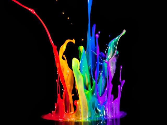 Test de los Colores Agua+color