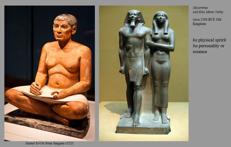 khafre compared contrast to seated scribe Enjoy an unlimited number of books, audiobooks, magazines, and more.