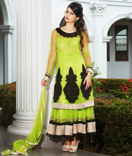Fancy Anarkali Suits