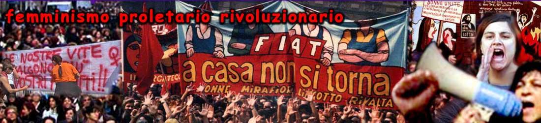 femminismo proletario rivoluzionario
