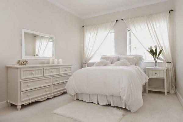 Accueil design book - Belle chambre blanche ...