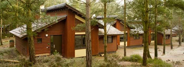 4 bedroom Woodland Lodge  Center Parcs