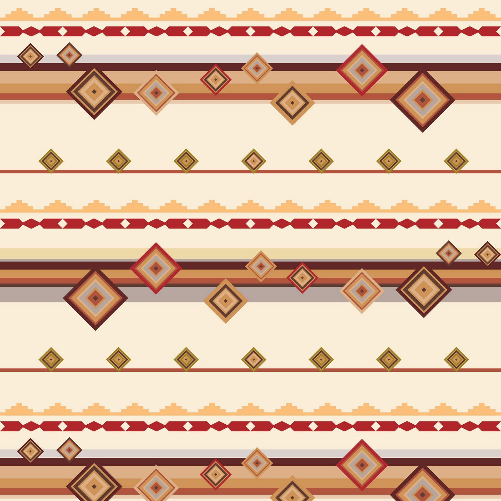 Southwestern Stripe Designs