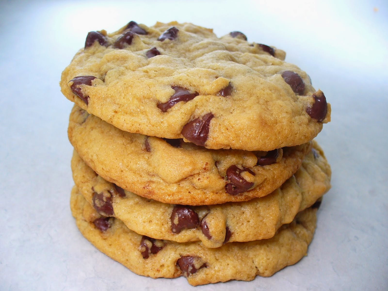 Thick Chewy Chocolate Chip Cookies Step by Step Recipe