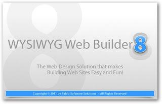 WYSIWYG Web Builder 8