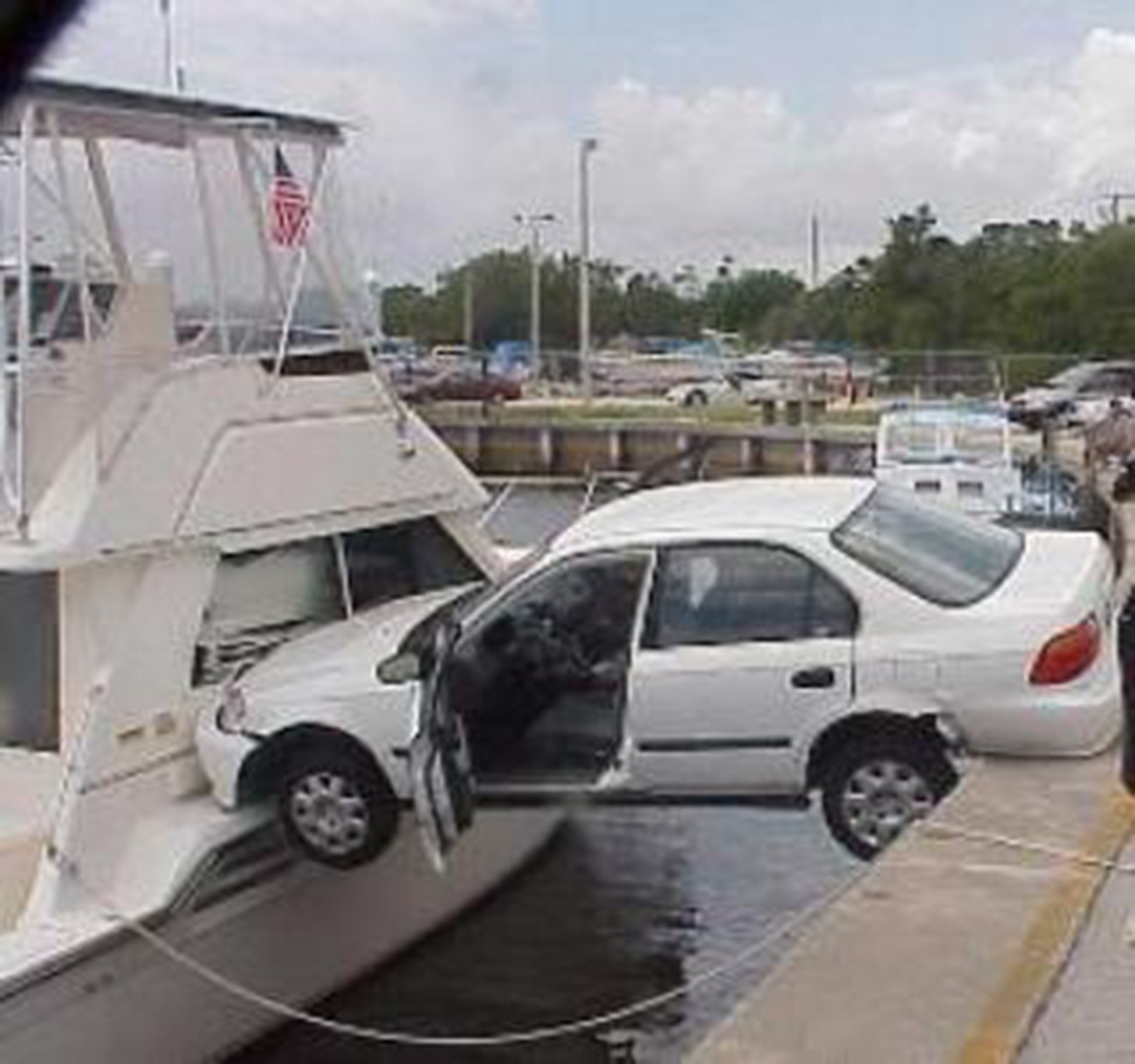 Funniest Car Crashes Ever