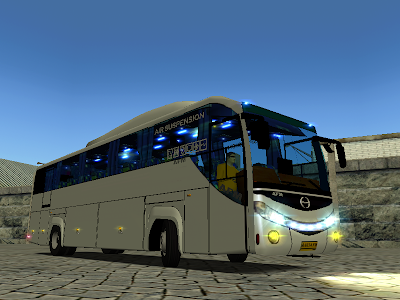 INDONESIA|BUS|MOD|(UKTS-Haulin)