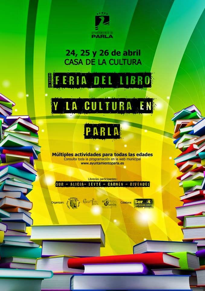 Feria del libro Parla