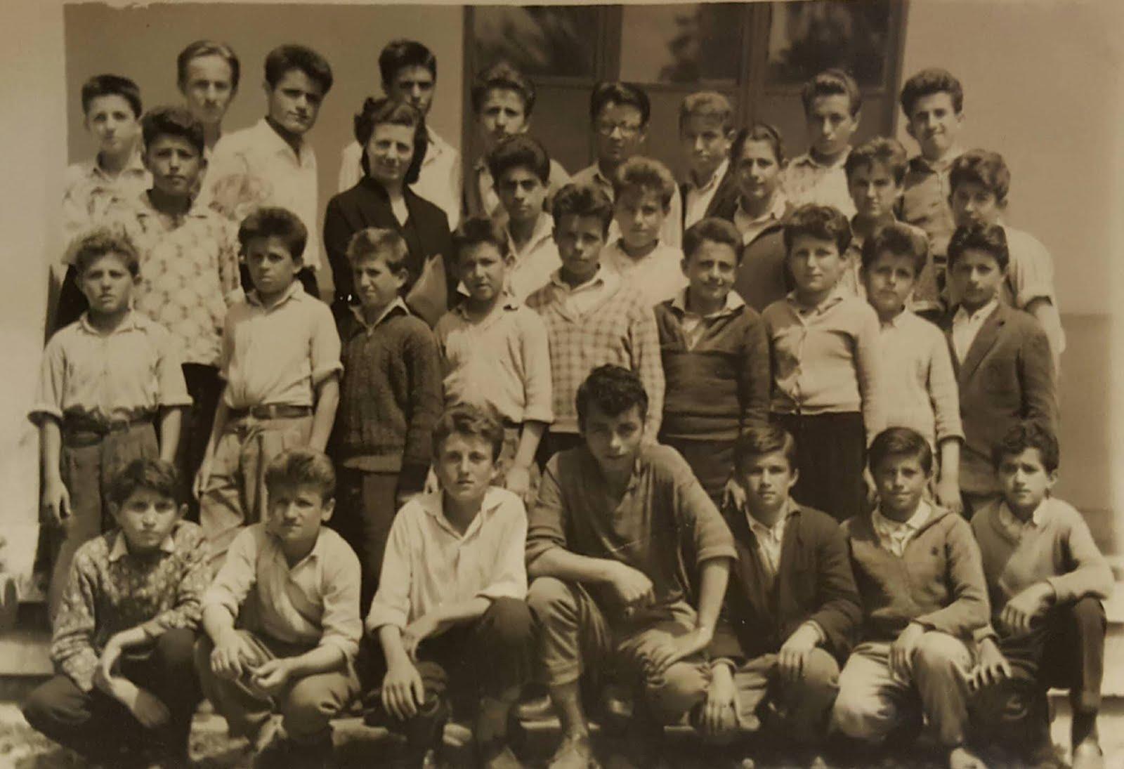 Kolec Traboini, pedagogjike Tirane 1964