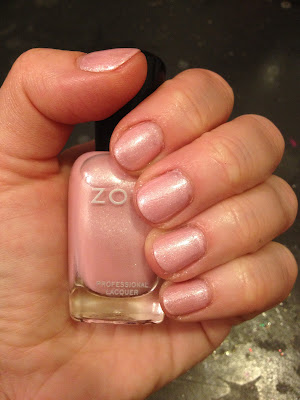 Zoya, Zoya nail polish, Zoya nail lacquer, Zoya Lovely Collection, Zoya Spring 2013 Lovely Collection, Zoya Gie Gie, Zoya nail polish swatches, Zoya swatches, swatches, nail polish swatches, nail polish collection