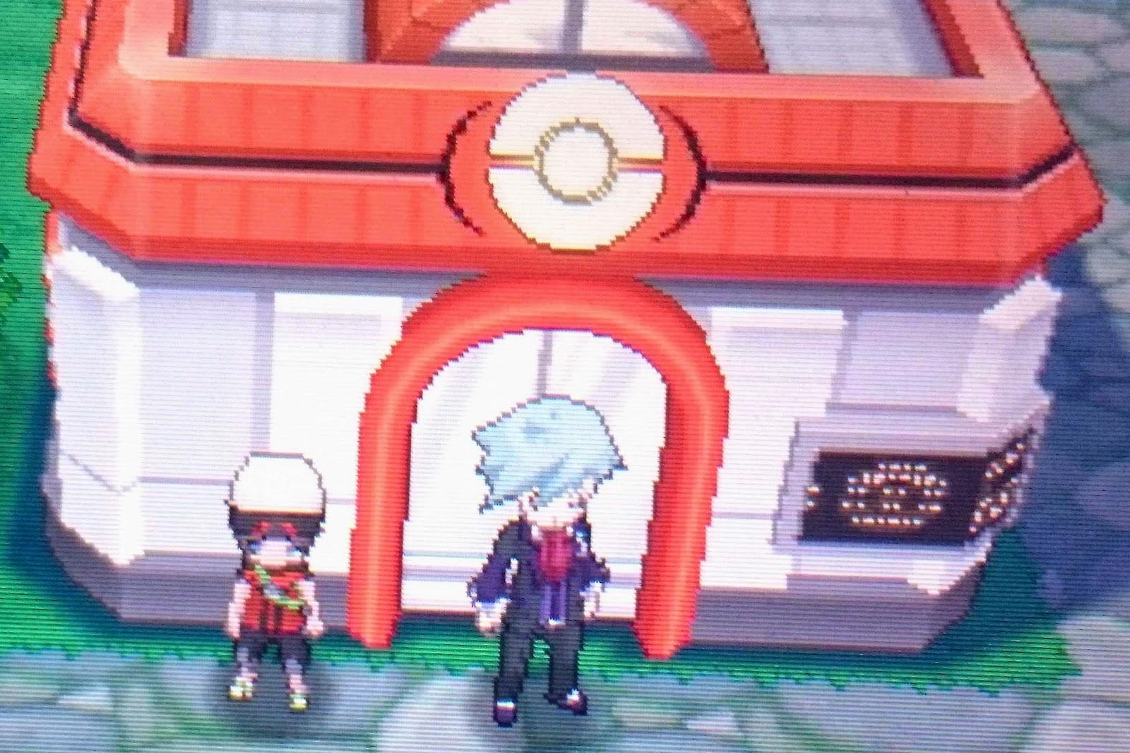 centro pokemon futurista