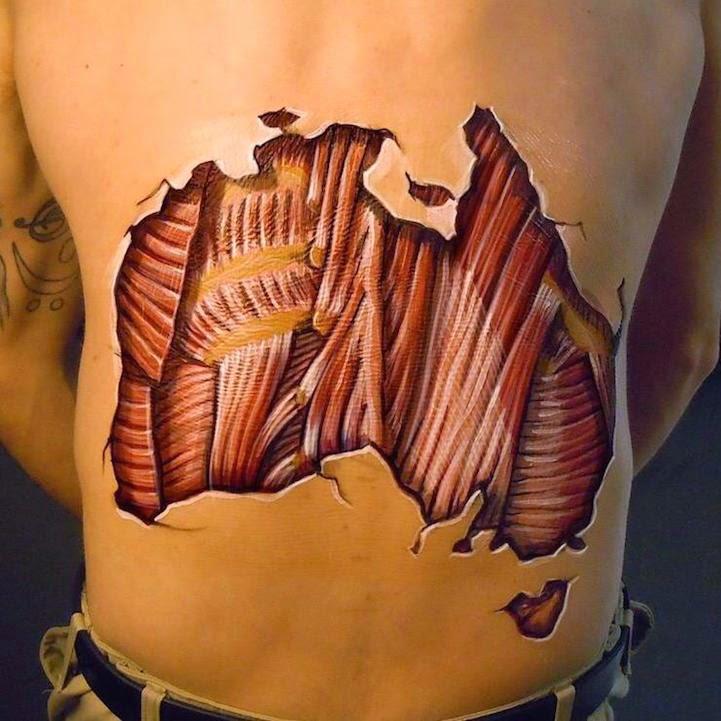 danny quirk body art-4