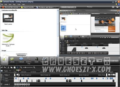 Camtasia Studio 7.1.0 Full With Key