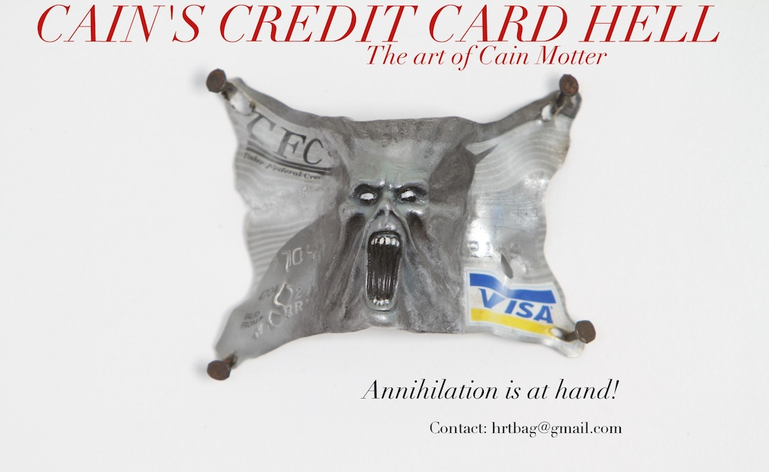 Cain's Credit Card Hell