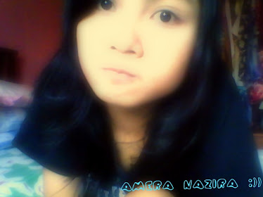 hah(!) this is me (!) amera nazira only !