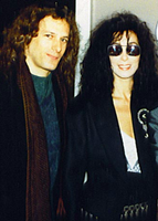 Michael Bolton and Cher