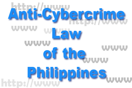 Cybercrime Prevention Act of 2012 Full Text
