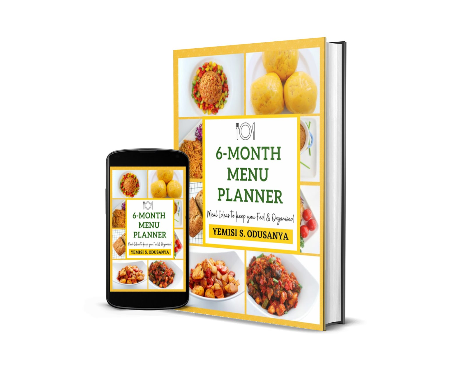 GET MY 6 MONTH MENU PLANNER