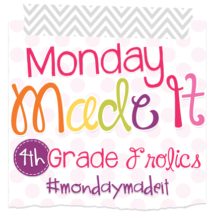 http://4thgradefrolics.blogspot.com/2014/07/monday-made-it-summer-week-8.html