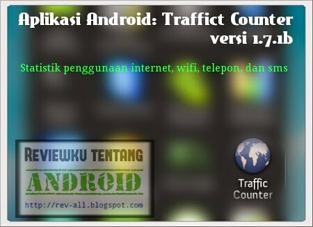 Ikon aplikasi Traffict Counter versi 1.7.1b