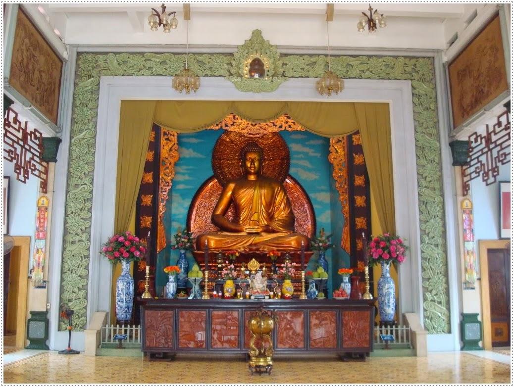 Xa loi Pagoda - Chùa Xá Lợi