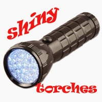 LINDY 28 Super-Bright LED Torch