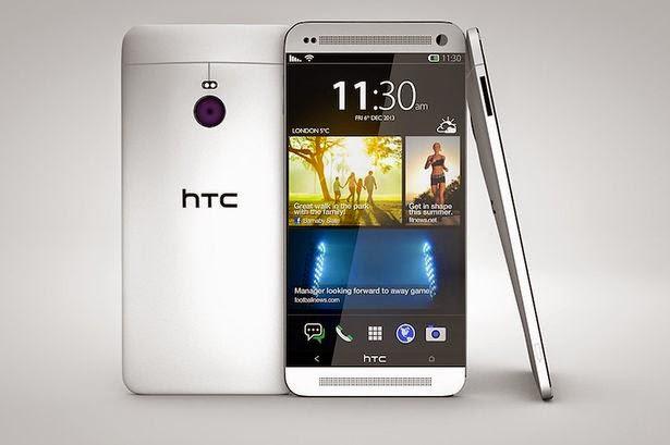 htc one m8+ smartphone tercanggih dan terbaik 2014