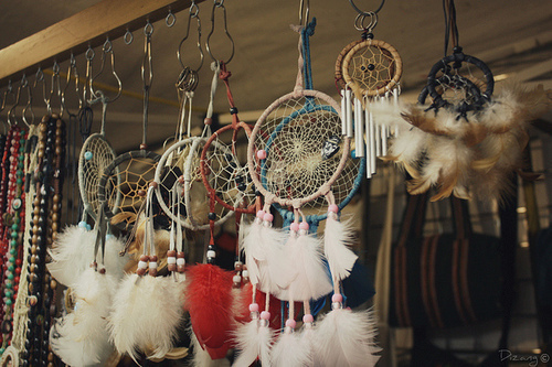 Different Kinds Of Dream Catchers Pretty Little Monsters 7