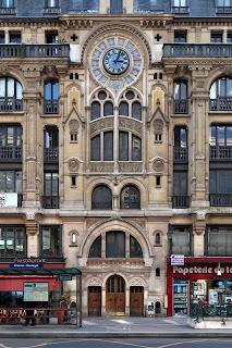61-63 rue de Reaumur Paris IIIe ®Samuel Picas Parigramme
