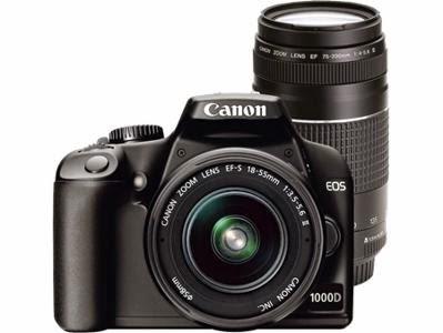 Daftar Harga Kamera Canon EOS Termurah