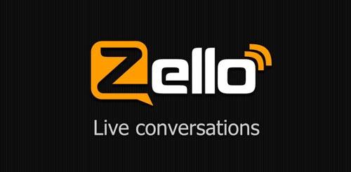 Zello, antes conocido como Loudtalks, es una aplicación gratuita y multiplataforma que permite convertir nuestros teléfonos celulares en walkie talkies. Esto significa que podemos conversar gratuitamente mediante una comunicación estilo Nextel con nuestros contactos de cualquier parte del mundo que también tengan instalada la aplicación en su dispositivo. Solo es necesario que esten conectados a una red wifi o hagan uso de su plan de datos. Está aplicación se ha convertido en una plataforma de información para los venezolanos, estudiantes la utilizan para reportaron diferentes hechos ocurridos en todo el país. Con fecha y hora por lo que la información