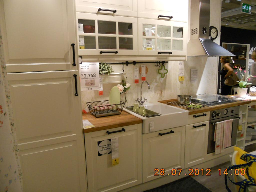 Rivestimenti cucina iperceramica for Cucina 2 metri ikea