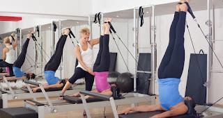Aparelhos mais usados no Pilates