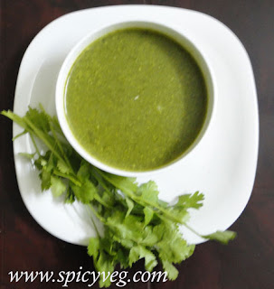 Cilantro (Coriander) Soup